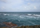 Фото туриста. А Карибское море с обалденными волнами