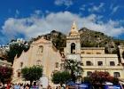Фото туриста. Городок Таормина, Церковь San Giuseppe