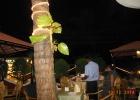 Фото туриста. интерьер ресторана «Майк плейс» в поселке Кавелоссим