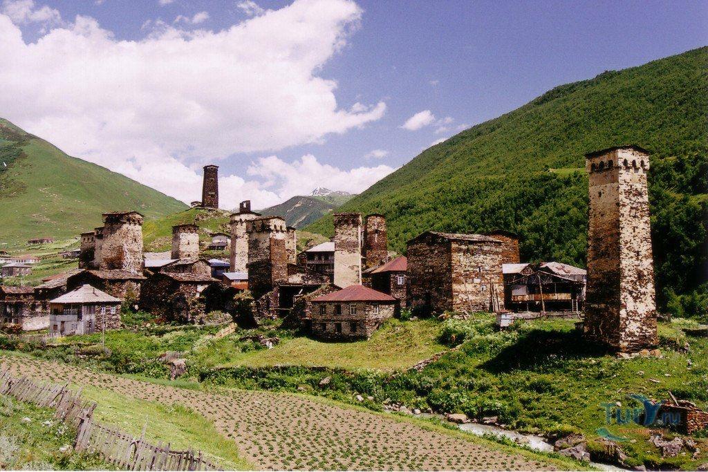 Фото центральных мест грузии