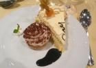 Фото туриста. парфе из белого и темного шоколада (...и торт:)