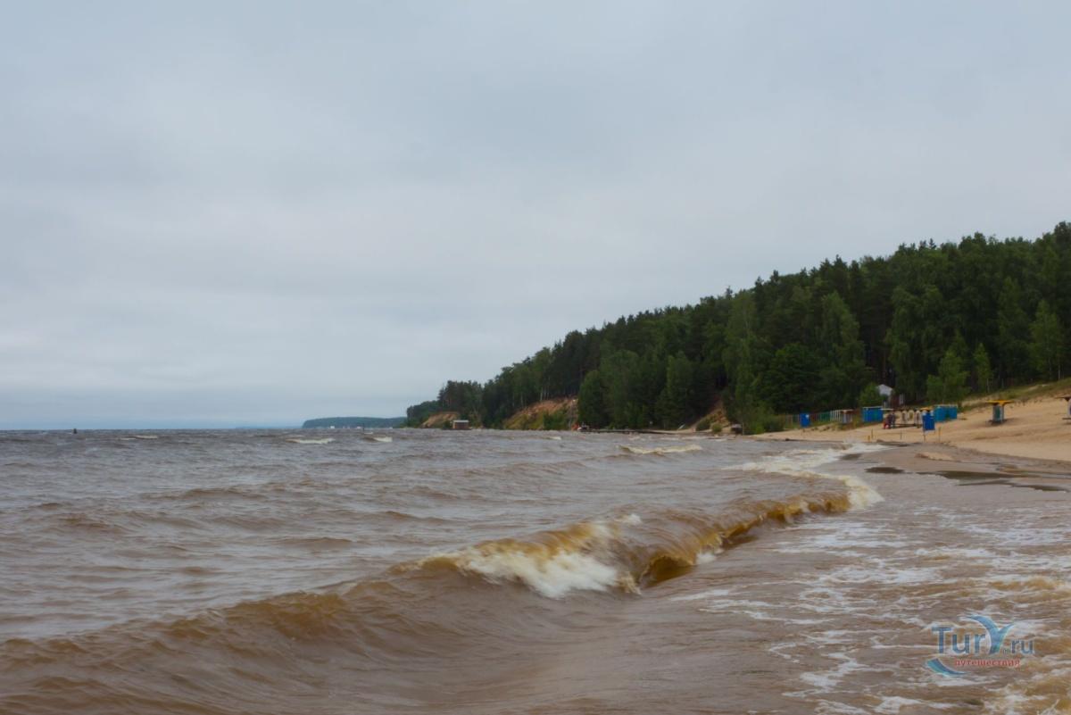 яркий оранж, фото горьковского моря в нижегородской области редко могут образовываться