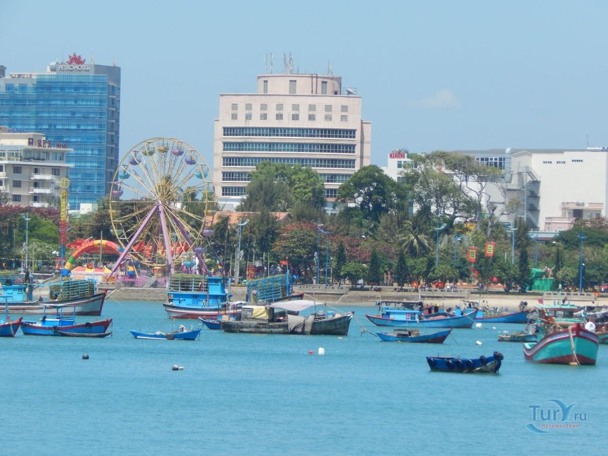 вьетнам вунгтау фотографии отзывы туристов группа всё