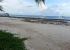 Фото туриста. Пляж во время отлива