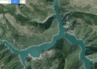 Фото туриста. Пивское озеро. Район Плужине.
