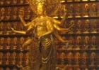 Фото туриста. Золотая Богиня Милосердия Гуанинь, вес 140 кг