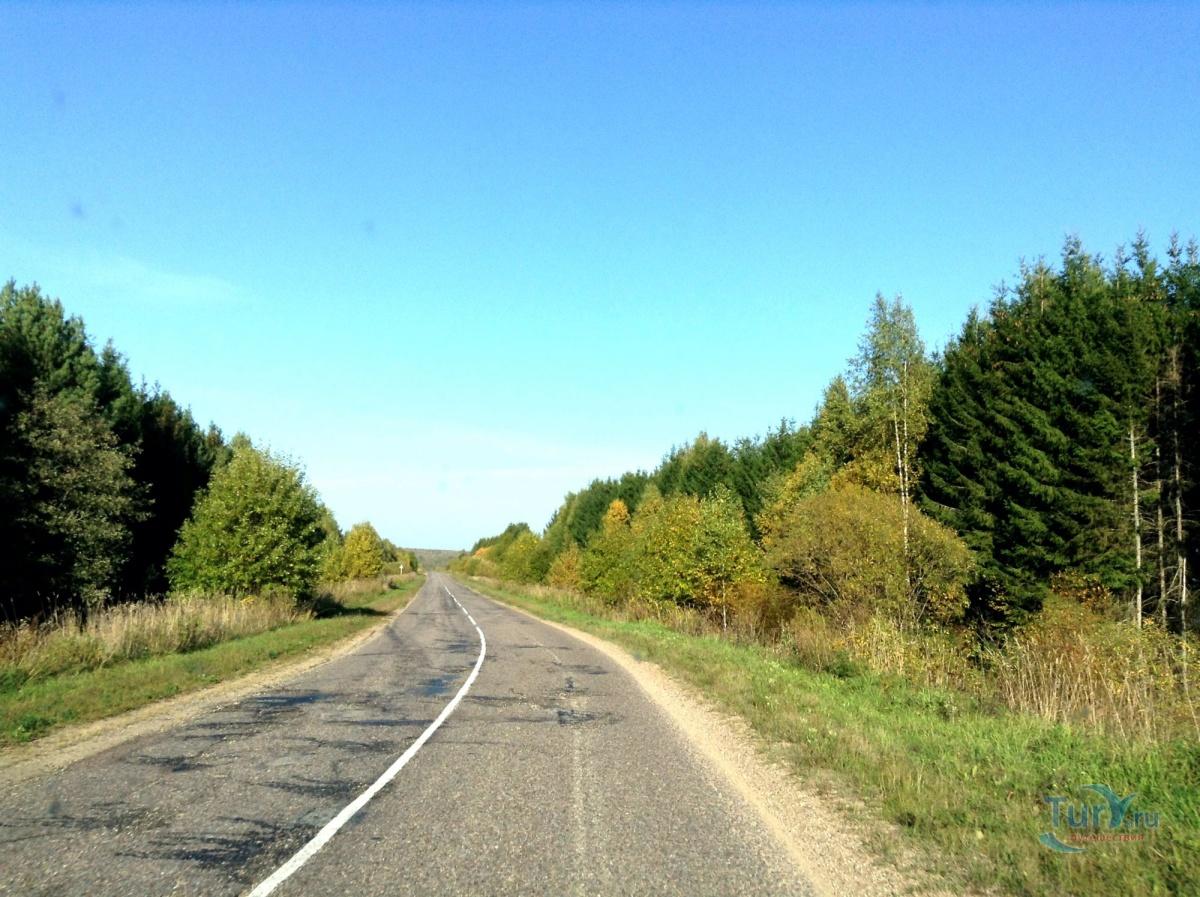 Дорогу на Старицу передадут в федеральную собственность