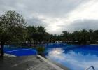 Фото туриста. Наш бассейн