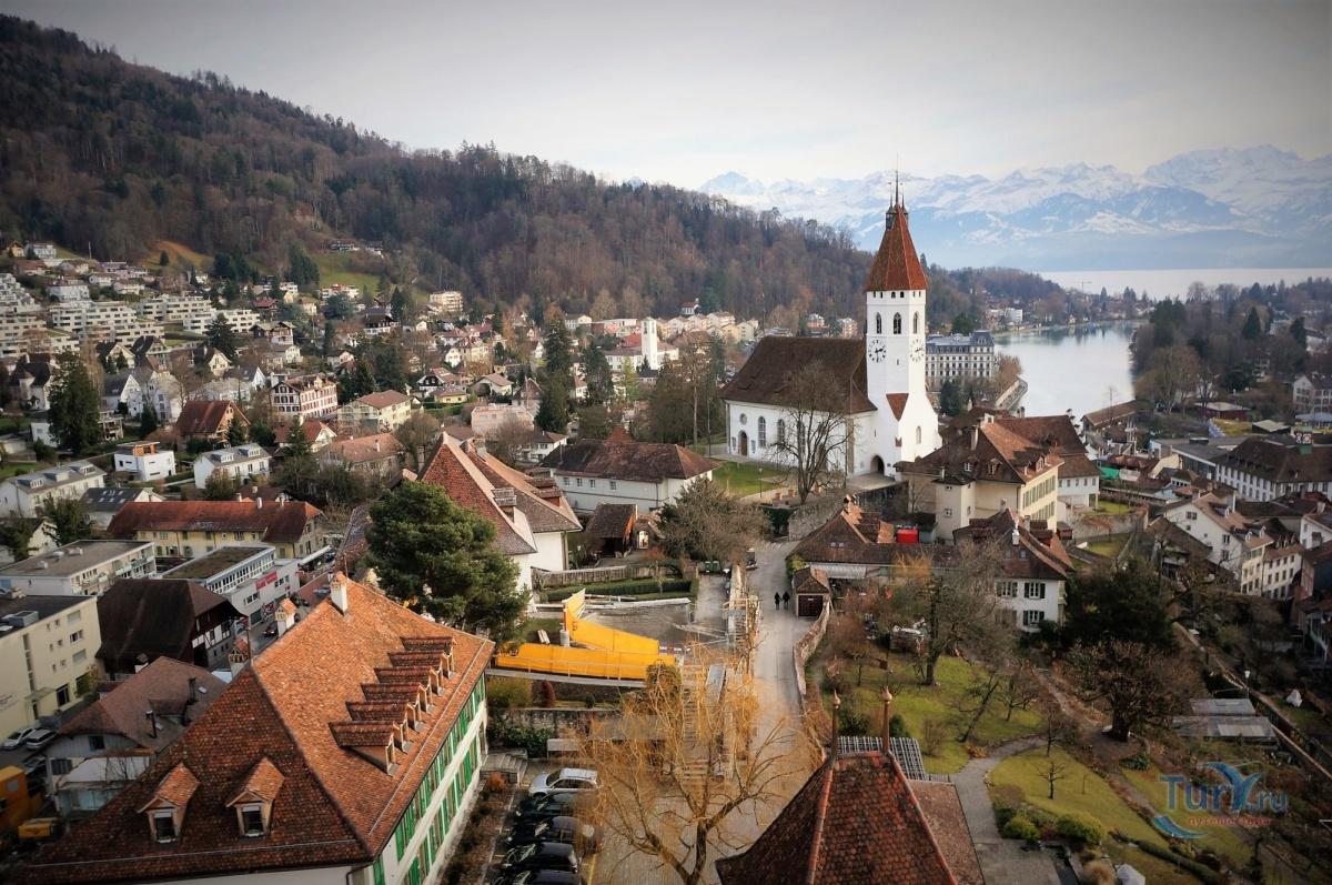 Андерматт (Andermatt), Швейцария - путеводитель по городу ...
