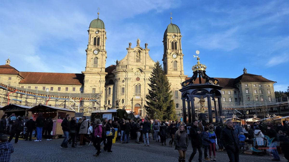 четырех тысяч айнзидельн фото города фото монастыря