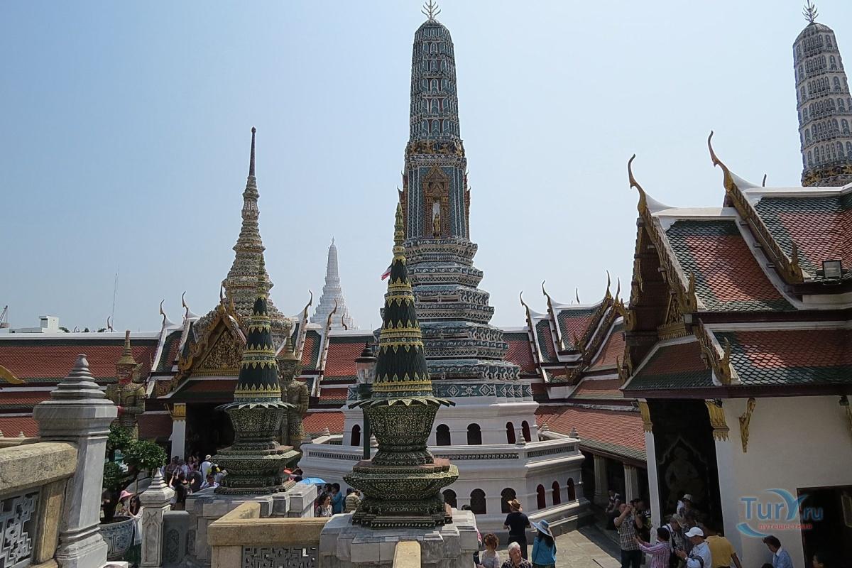 Бангкок фото туристов