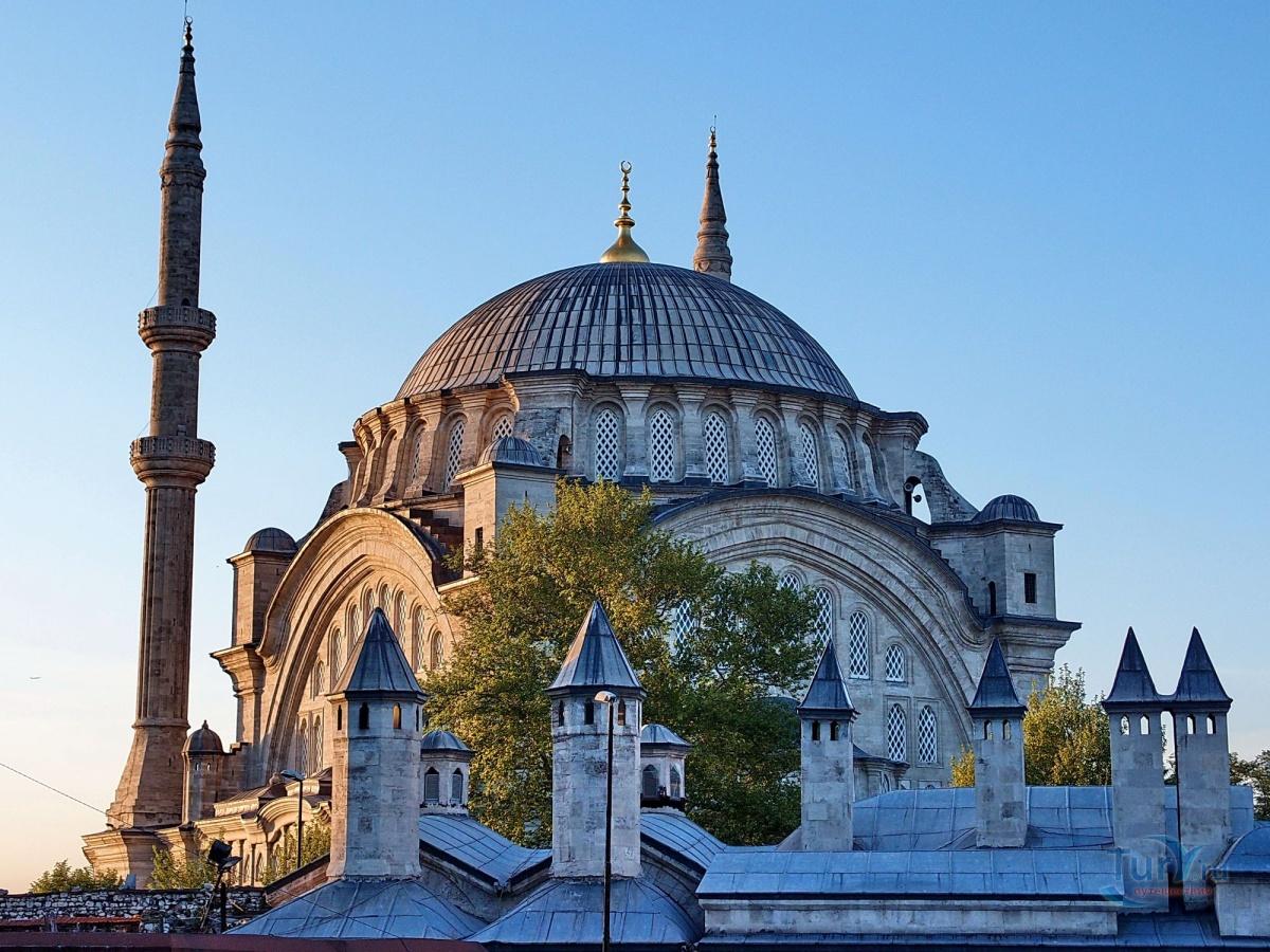 наступлением весенне-летнего все мечети стамбула с фото бальзам