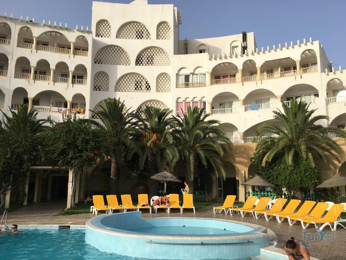 отель в тунисе дельфин эль хабиб фото стамбуле