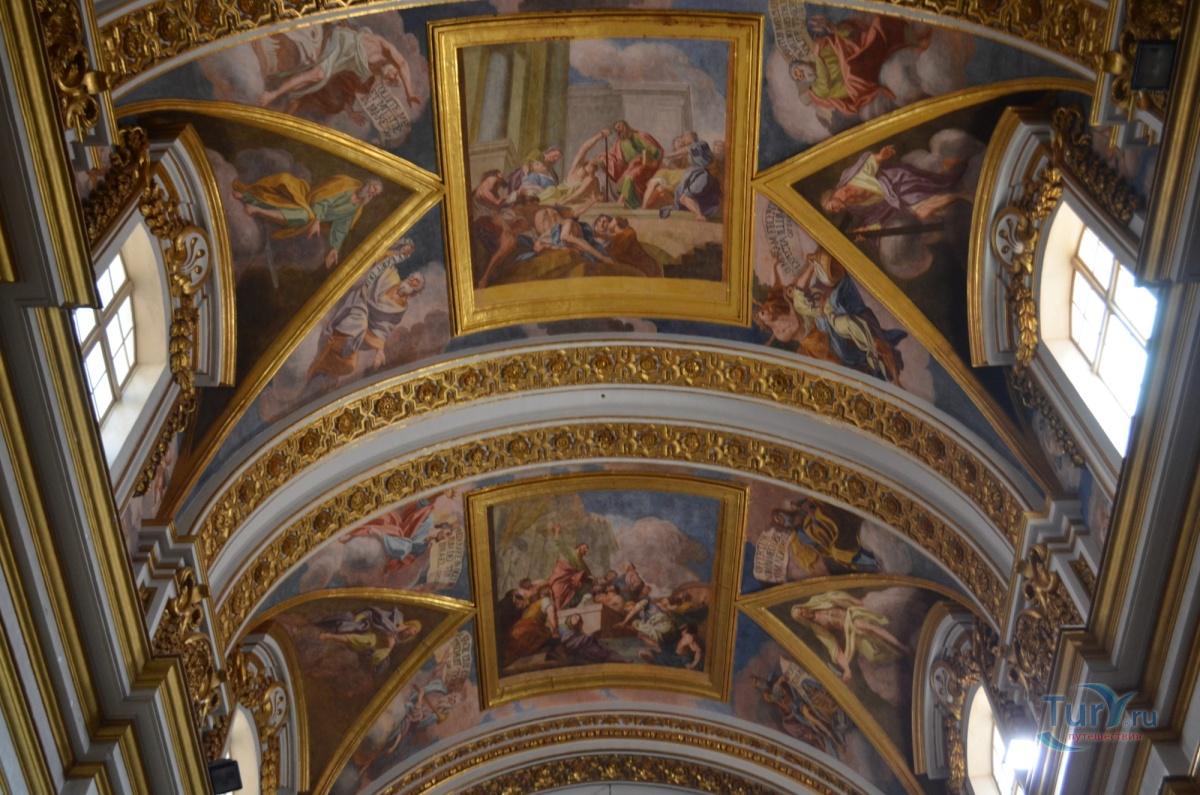st pauls cathedral mdina - HD1200×795