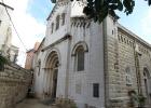 Фото туриста. Назарет, церковь Св. Иосифа