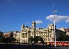 Фото туриста. Здание построено по проекту Алайоша Хаусмана для Дворца правосудия в 1896 году. Этнографический музей размещается здесь с 1973 года. Музей считается одним из крупнейших музеев этнографии в Европе.
