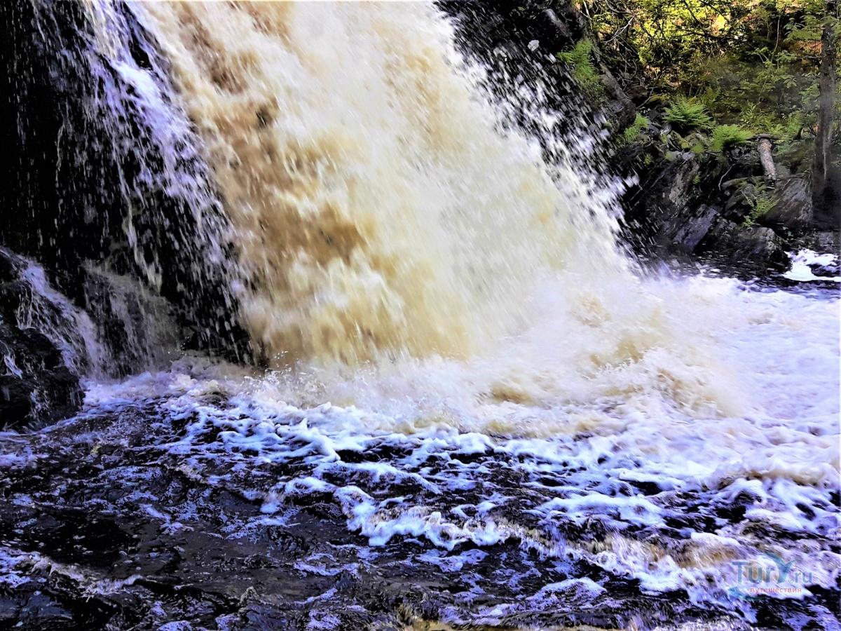 этого фото водопад анна графова полусапожки высоком каблуке