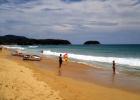 Фото туриста. Пляж у отеля