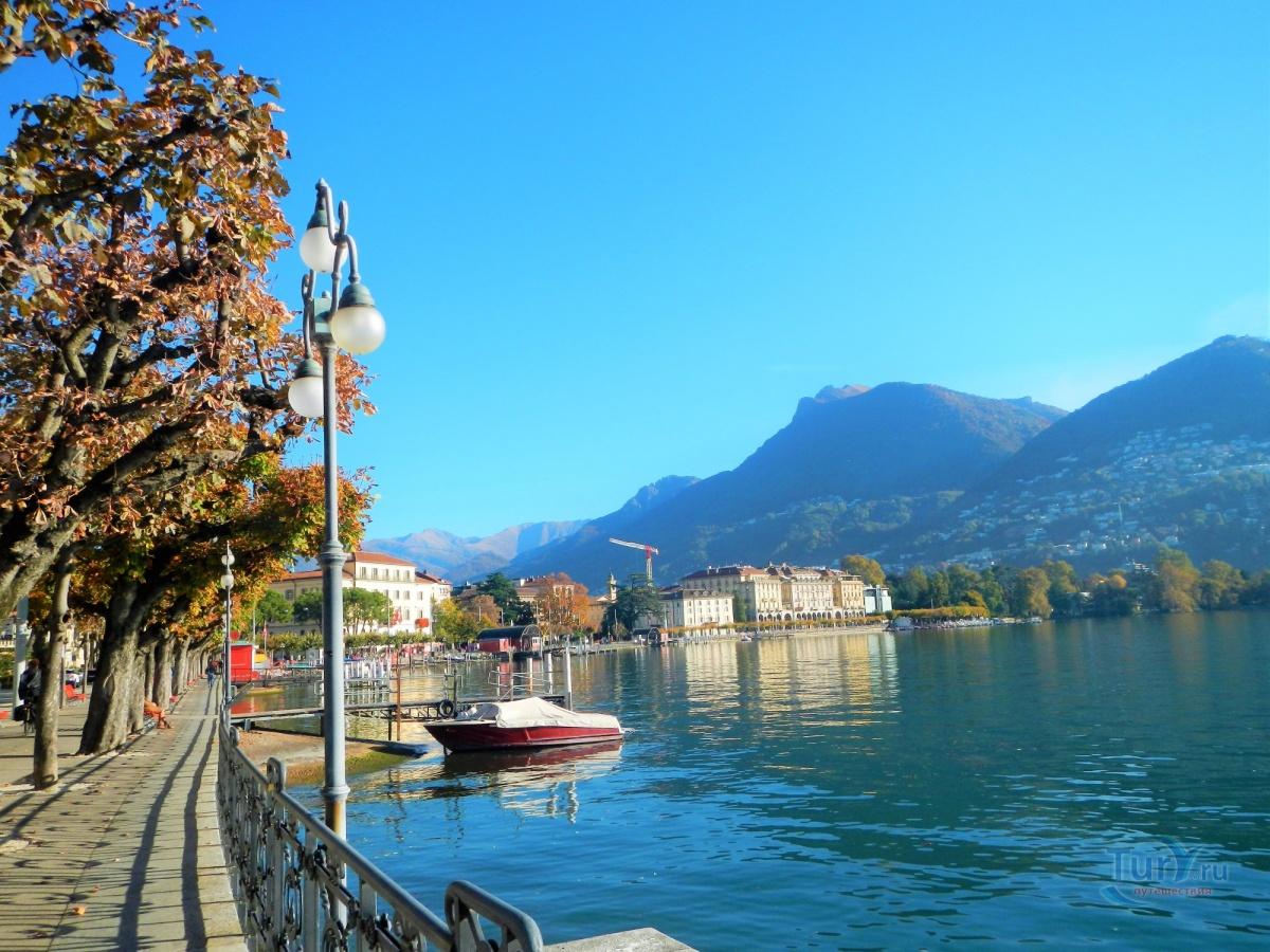 Цуг (Zug), Швейцария - фото, путеводитель по городу от ...