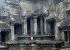 Фото туриста. Верхняя часть Ангкорват-храма