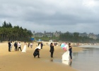 Фото туриста. Пляж у Острова Невест