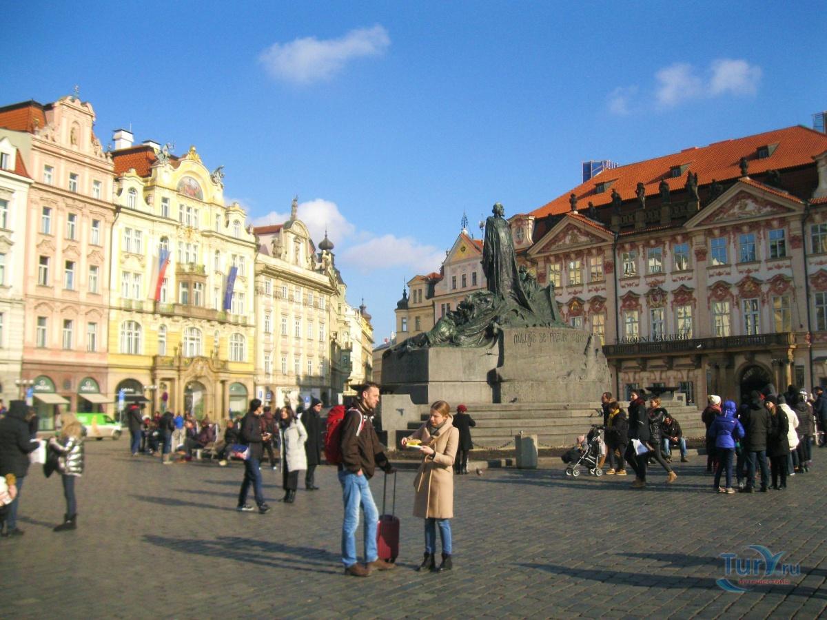 Знакомство Чехия Прага