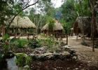 Фото туриста. Деревня потомков индейцев Майя.