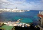 Фото туриста. Вид с террасы на море