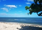 Фото туриста. Вот такое Карибское море мне за 14 дней посчастливилось увидеть лишь однажды!