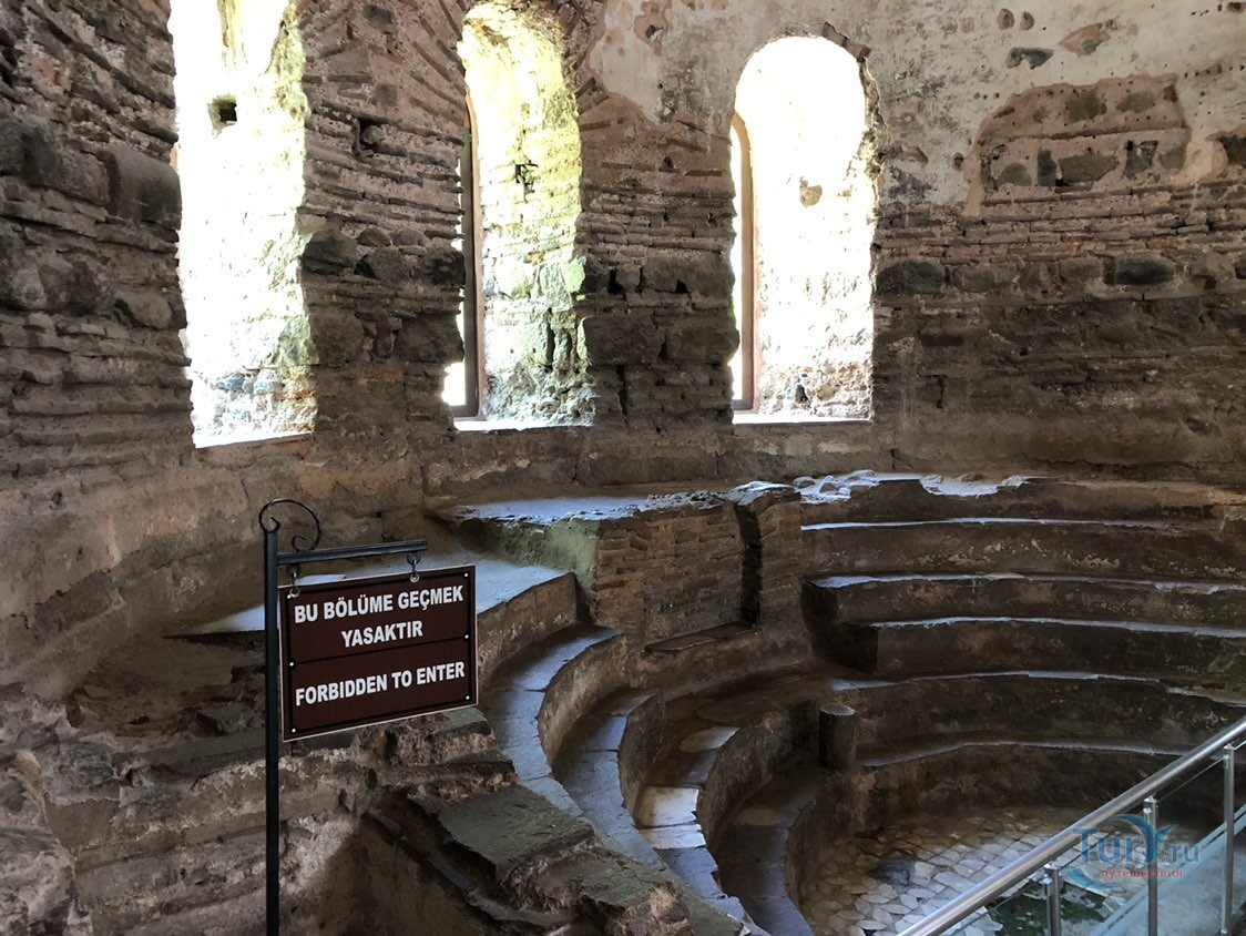 Фото «Здесь заседали Святые отцы Вселенского Собора» из фотогалереи «Никея» Турция , Изник