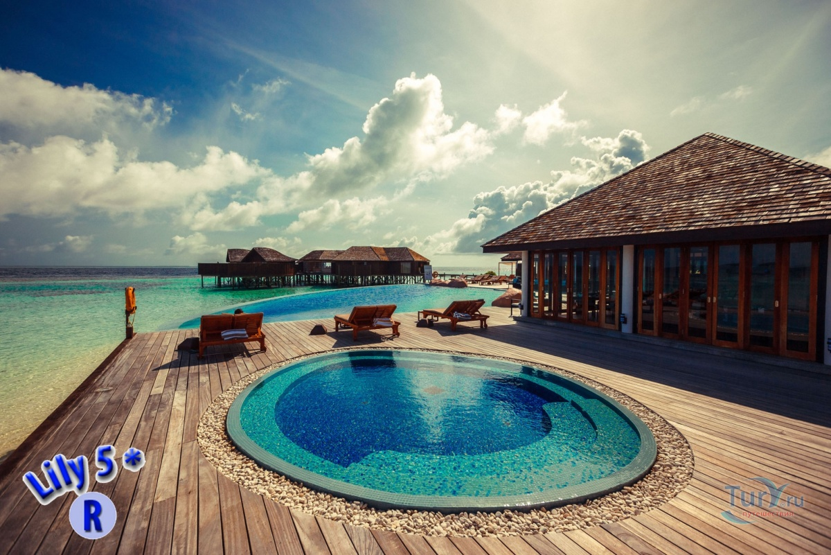 Фото «Lily Beach Resort & Spa 5*» из фотогалереи «Maldives» Мальдивы