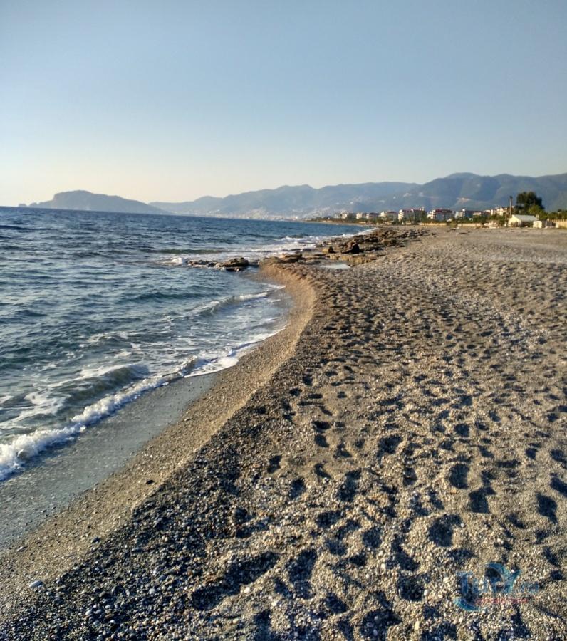 аланья турция фото пляжей и набережной