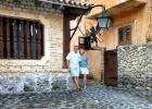 Фото туриста. В городке Альтос-де-Чавон (Altos de Chavon)