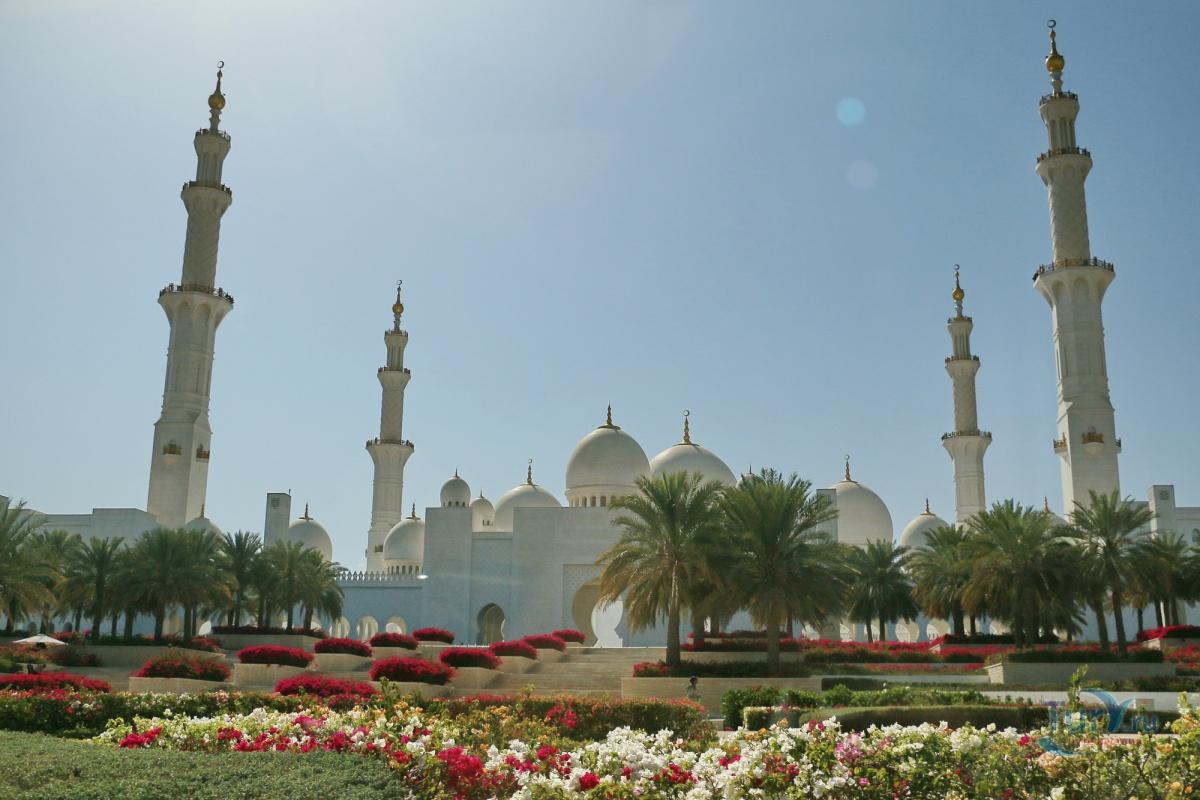 кадр экскурсия в абу даби фото туристов мечети половину протягиваем петлю