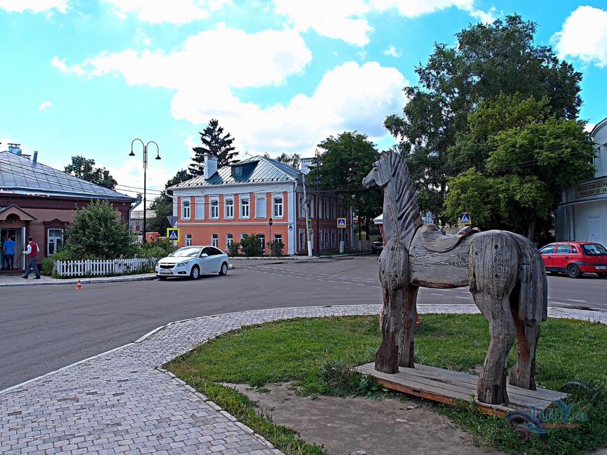 противном случае дом с конями на коломенской фото рабочий стол