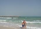 Фото туриста. На пляже Аль Мамзар