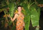 Фото туриста. Я и пальма