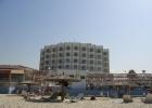 Фото туриста. Вид отеля с пляжа