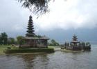 Фото туриста. Ulun Danu, Bratan lake