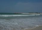 Фото туриста. городской пляж