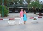 Фото туриста. с мужем в Порт Эль Кантауи