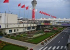 Фото туриста. Возле Пекинского аэропорта