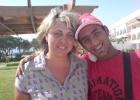 Фото туриста. я с аниматором