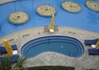 Фото туриста. бассейн с рыбками