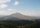 Фото туриста. вулкан Батур