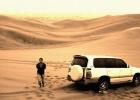 Фото туриста. Пустыня
