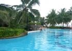 Фото туриста. бассейн в тадж экзотика