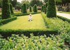 Фото туриста. один из многочисленных садов Испании..