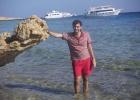 Фото туриста. В тёплом Красном море (метров 120 от берега был обед у бедуинов)