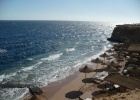 Фото туриста. самое не спокойное море за весь отдых